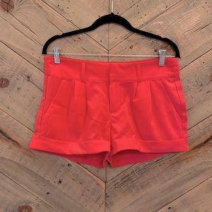 Spacegirlz Hot Pink Shorts Size 7